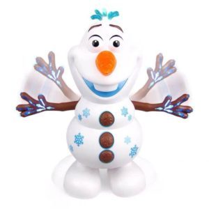Electric Dancing Music Snowman Toy HahaGet