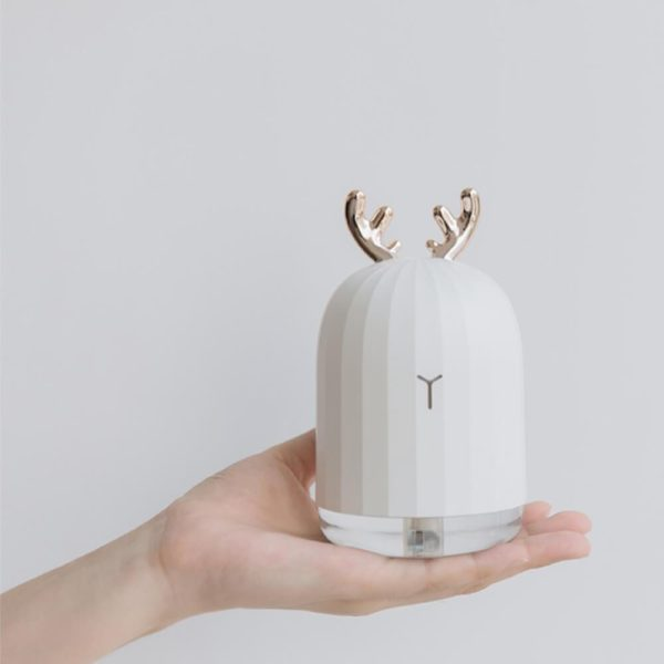 How to use a humidifier; Reindeer Air Humidifier - HahaGet