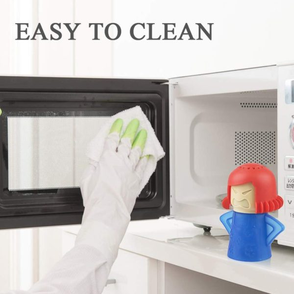 Angry Mom Microwave Cleaner - HahaGet