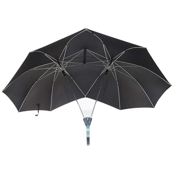 Automatic Two Person Couple Umbrella - HahaGet