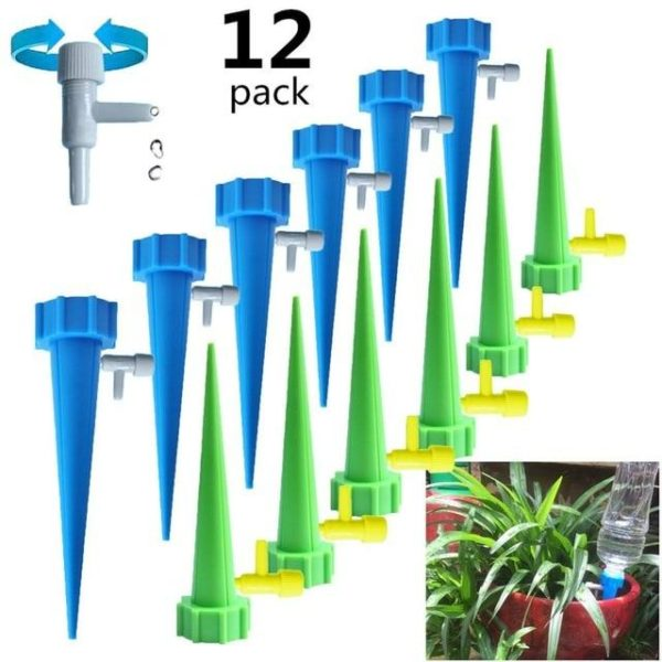 Automatic Watering Spike for Plants Flower - HahaGet