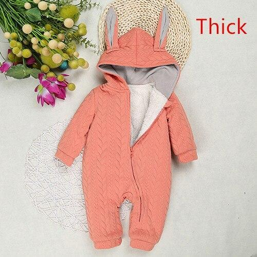 Baby cotton winter clothes - HahaGet