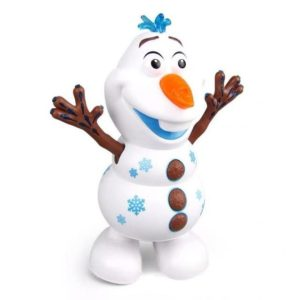Electric Dancing Music Snowman Toy - HahaGet