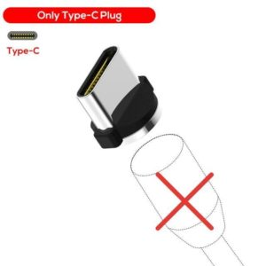 LED Magnetic USB Cable - HahaGet