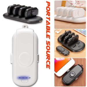 Portable Magnetic 4-In-1 Mobile Power Supply--(Suitable For All Phone Models) - HahaGet