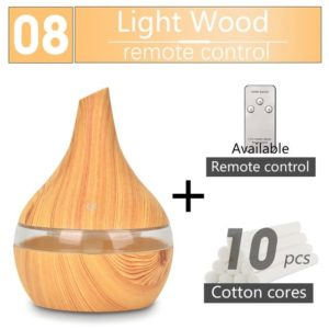 How to use a humidifier; 300ML USB Humidifier Air Diffuser With 7 Colors Of Lights - HahaGet